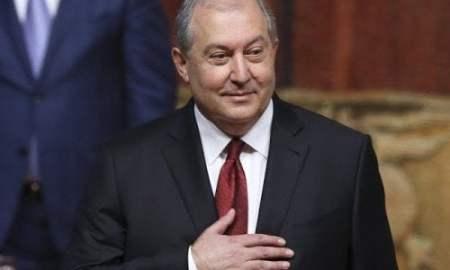 ՀՀ նախագահը շնորհավորել է Նուրսուլթան Նազարբաևին