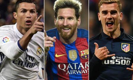 Հայտնի են եվրոպական թոփ 5 առաջնությունների ամենաբարձր վարձատրվող ֆուտբոլիստները