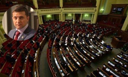 Ուկրաինայի ՍԴ-ն սահմանադրական է ճանաչել Զելենսկու՝ Ռադան լուծարելու մասին հրամանագիրը