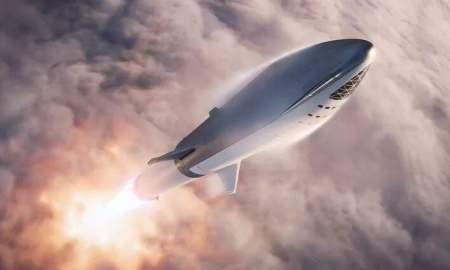 SpaceX-ի տիեզերանավը հրդեհվել է փորձարկման ժամանակ (ՏԵՍԱՆՅՈՒԹ)