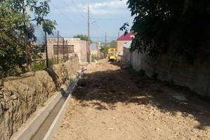 Փողոցի ասֆալտապատում, մանկապարտեզի հիմնանորոգում և գիշերային լուսավորվածության ցանցի ընդլայնում Երանոս գյուղում