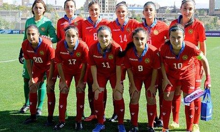 Հայաստանի Մ19 կանանց հավաքականը հնգօրյա հավաք կանցկացնի