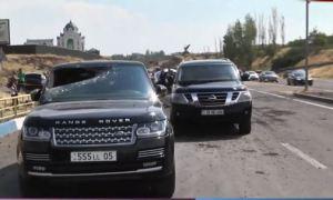 Երևան-Սևան ավտոմայրուղում պայթյուն է տեղի ունեցել. առաջացել է խցանում