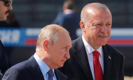 Պուտինը հավանություն է տվել թուրք-սիրիական սահմանին անվտանգության գոտի ստեղծելուն