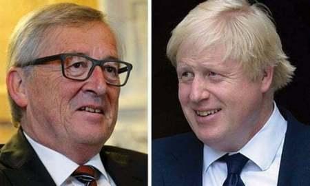 Յունկերը և Ջոնսոնը կքննարկեն Brexit-ը