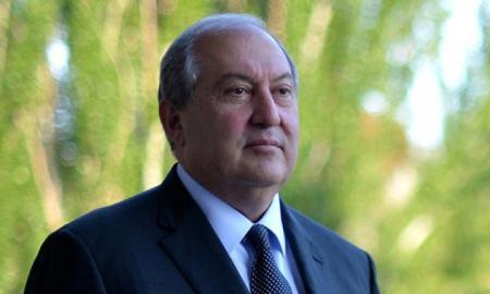 Նախագահ Սարգսյանն ու իր տիկինը ցավակցել են Արամ Ա Կաթողիկոսին