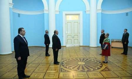 ԵՄ նոր դեսպանն իր հավատարմագրերն է հանձնել նախագահ Սարգսյանին (ՏԵՍԱՆՅՈւԹ)