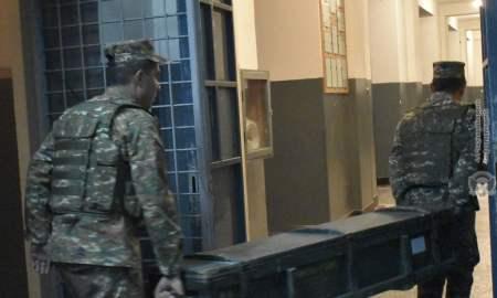 5-րդ զորամիավորման զորամասերը բերվել են մարտական պատրաստականության «Լրիվ» աստիճանի