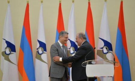 Դուք փայլուն ձևով եք ներկայացրել Հայաստանը. նախագահի շնորհավորանքը