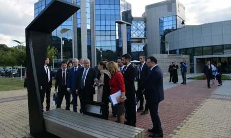 Արմեն Սարգսյանի գլխավորած պատվիրակությունը հյուրընկալվել է Բելգրադի գիտատեխնոլոգիական պարկում
