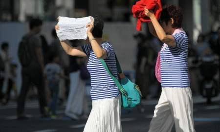 Ճապոնիայում շոգ եղանակի պատճառով 100-ից ավելի մարդ է մահացել