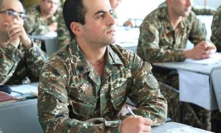 Ուսումնասիրություն՝ 1-ին և 4-րդ զորամիավորումների զինծառայողների շրջանում