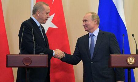 Սահմանվել է ռուս-թուրքական համատեղ պարեկություն․ Պուտինն ու Էրդողանը համաձայնության են եկել