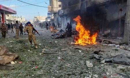 Պայթյուն Սիրիայում․ կան զոհեր