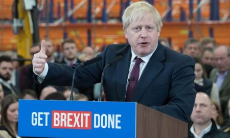 Բորիս Ջոնսոնն արդեն հաղթանակ է տոնում Բրիտանիայի խորհրդարանի ընտրություններում