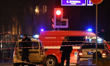 Կրակոցներ Մոսկվայի կենտրոնում. զոհվել է ՌԴ ԱԱԾ-ի 1 աշխատակից