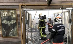 Ֆրանսիայի կենդանաբանական այգում հրդեհ է բռնկվել