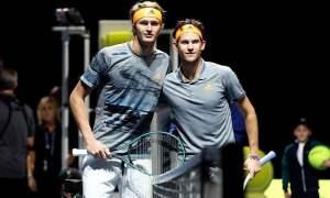Australian open. տեխնիկական խնդրի պատճառով դադարեցվել է Տիմ-Զվերև կիսաեզրափակիչը