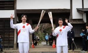 Տոկիոյում փորձարկվել է փոխանցումավազքի արարողությունը