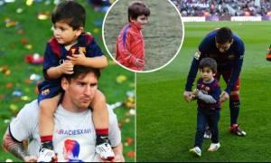 Ովքեր են Մեսսիի որդու սիրելի ֆուտբոլիստները