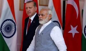 Հնդկաստանը բողոքի նոտա է հղել Թուրքիային