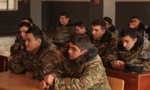 Զինծառայողները ծանոթացել են «Թումո» կենտրոնի կրթական ծրագրերին