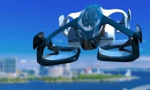 flying cars japan toyota engineer