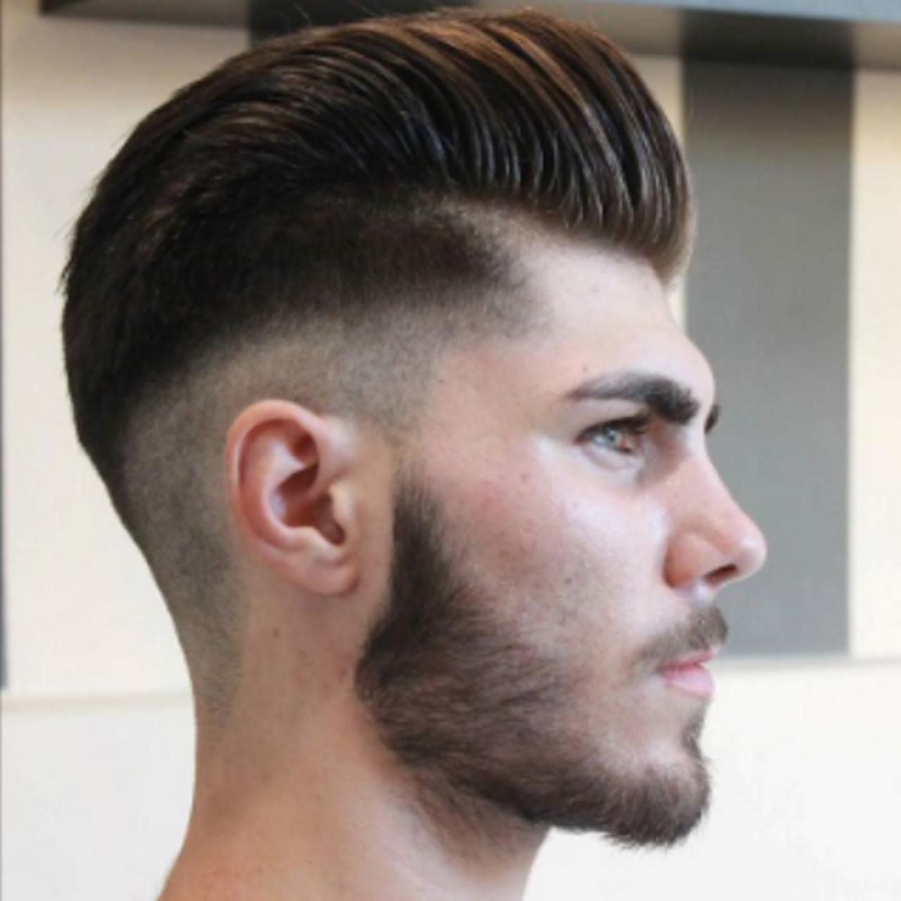 انواع قصات الشعر للرجال احلي صور تسريحات شعر للرجال ازاي