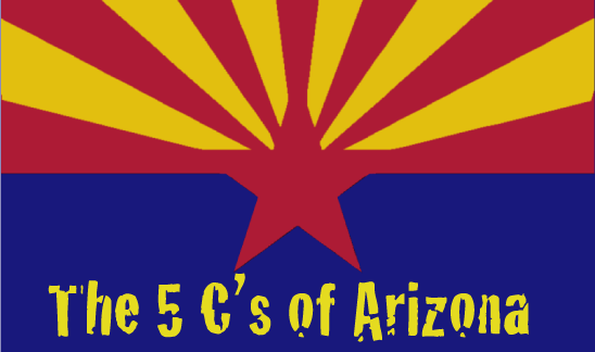 The Five C's Of Arizona AZ Big Media