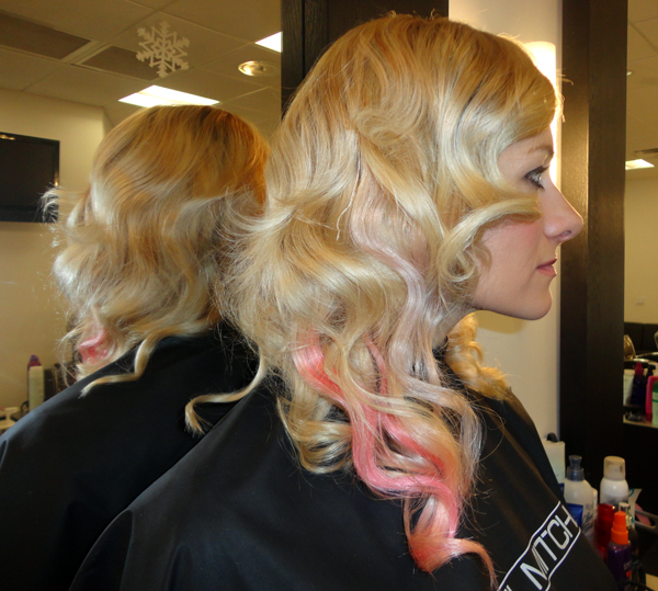 Boujis Salon Offering Discounted Blowouts Styles For