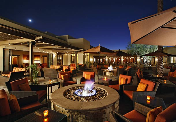 Five AZ Restaurants Take the Cake on Outdoor Dining