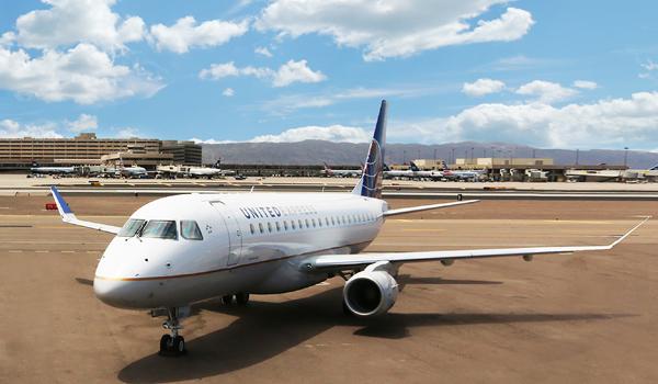 Mesa Airlines adding 18 Embraer 175 aircraft  AZ Big Media