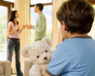 Правила развода при наличии детей