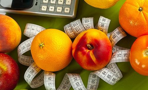 Как рассчитать коридор калорийности для поддержания веса. Онлайн калькулятор для расчета суточной нормы калорий у женщин и мужчин