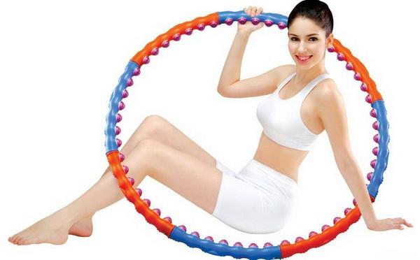 Hula Hoop - antrenorul întregului corp pentru pierderea în greutate