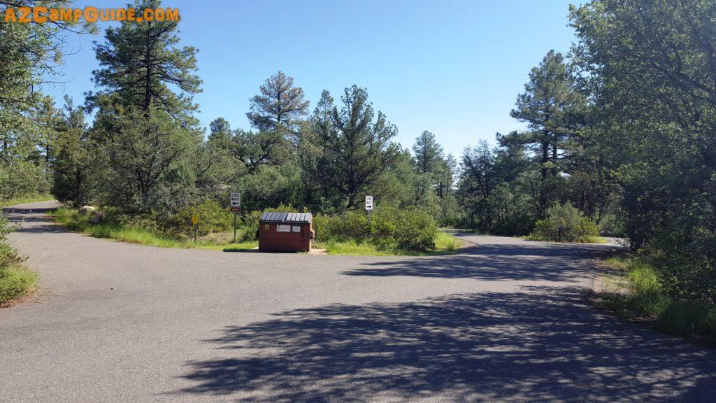 AZ Camp Guide   Lynx Lake Campground