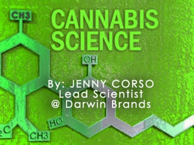Cannabis science by jennifer