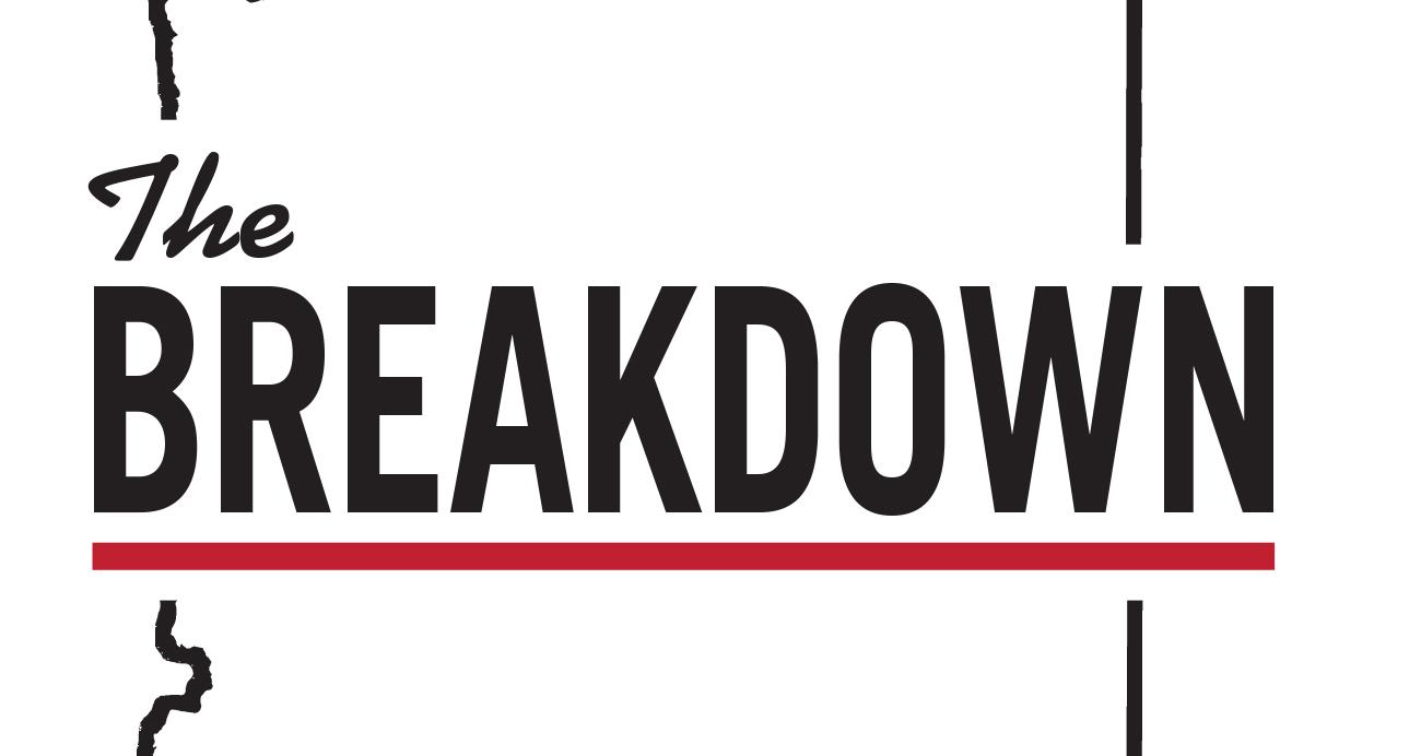 The Breakdown: Spring break