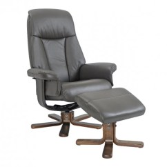 Swivel Chair Harvey Norman Pool Lounge Chairs Home Depot Buy Sola Leather Recliner And Footstool Au
