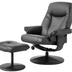 Swivel Chair Harvey Norman Posture Care Buy Lusso Pu Recliner And Footstool Au