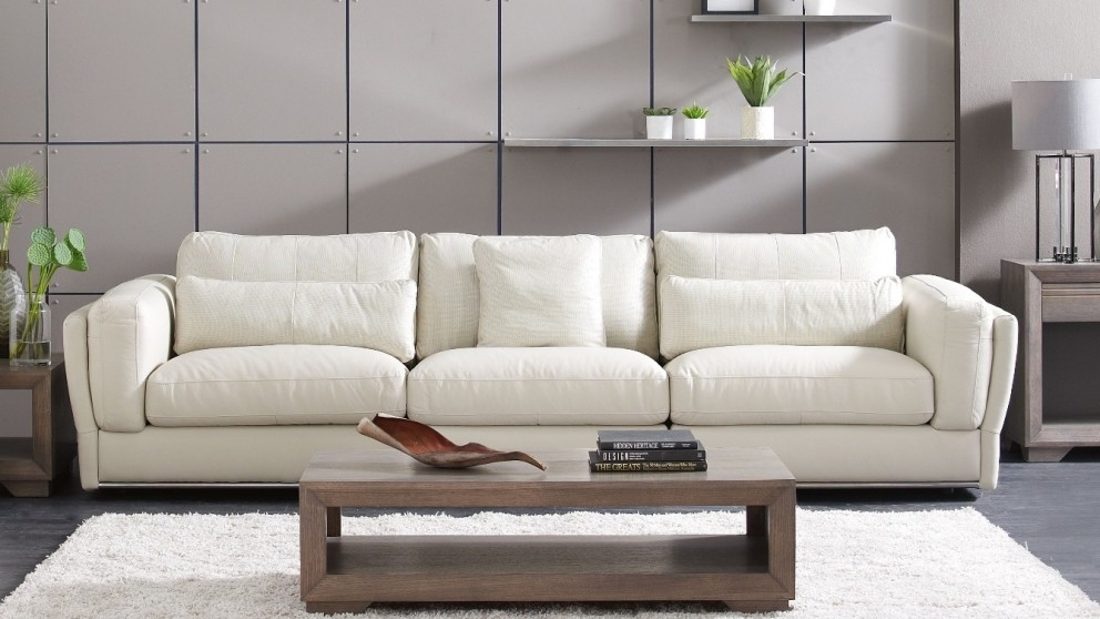 living room furniture melbourne australia flooring for options buy cameo 3 seater leather sofa harvey norman au