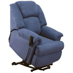 Electric Lift Chairs Perth Wa Hook On Chair Buy Ben Fabric Dual Motor Blue Harvey Norman Au