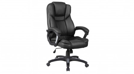 ergonomic chair harvey norman swing leather office chairs - in faux & pvc |