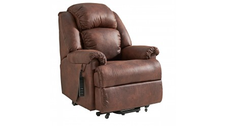 motor chairs for sale gliding rocking chair buy recliner la z boy reclining harvey norman ben fabric dual lift brown