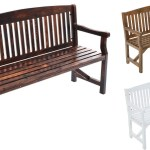 Buy Gardeon 3 Seater Wooden Garden Bench Chair Harvey Norman Au