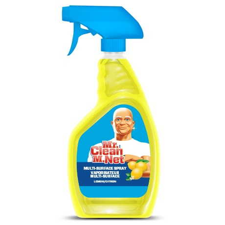 Mr Clean  MultiSurface Spray with Lemon