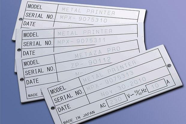 工業標識   解決方案   Roland DG