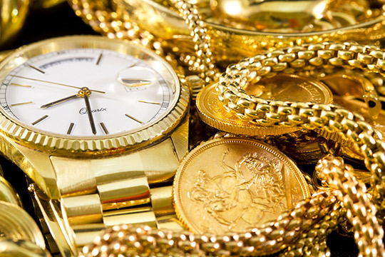 Insuring Jewellery And Other Valuables