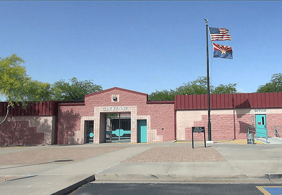 Cheyenne Elementary School (SUSD Facebook Page)