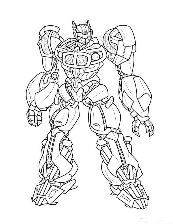Megatron Coloring Page - Home
